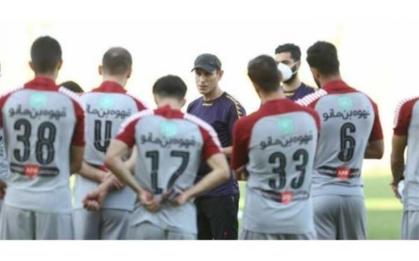 غایب بزرگ پرسپولیس برای بازی جام حذفی مشخص شد