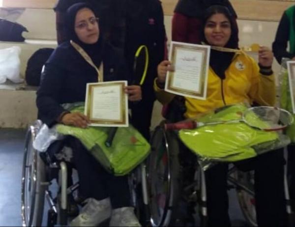 خبرنگاران 2 بازیکن معلول شیرازی راهی رقابت های بدمینتون امارات خواهند شد