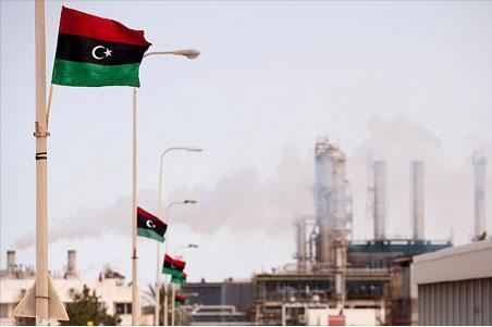 لیبی در اعلام پایانه نفتی حریقه لیبی حالت فوق العاده اعلام نمود