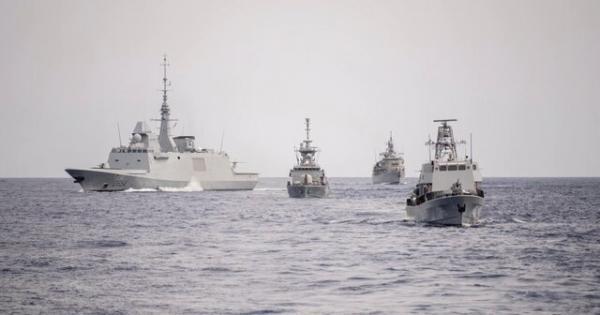 اوکراین در رزمایش دریایی ترکیه حضور پیدا می نماید
