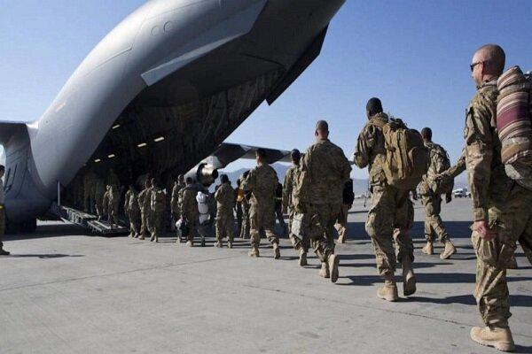 انتقال نیروهای نظامی آمریکا از افغانستان به کشورهای همجوار