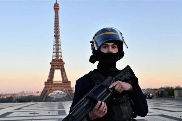 دولت فرانسه به علت رفتار ناشایست پلیس با رنگین پوستان جریمه شد