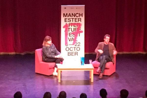 الیف شافاک و اواریستو مهمانان فستیوال ادبی منچستر