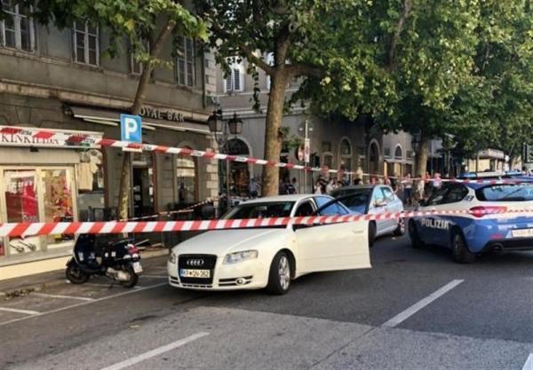 تور ایتالیا: 8 نفر در حادثه تیراندازی ایتالیا مجروح شدند