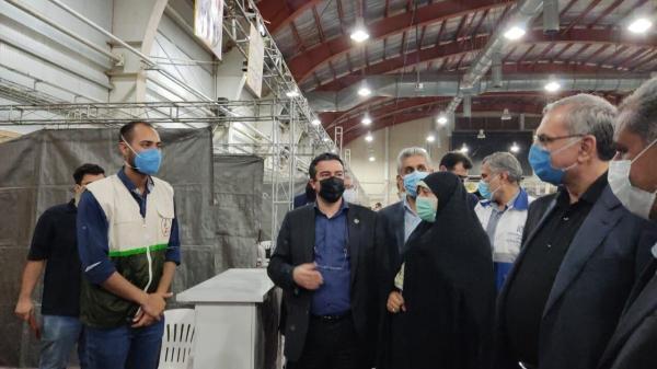 سفر وزیر بهداشت به قزوین