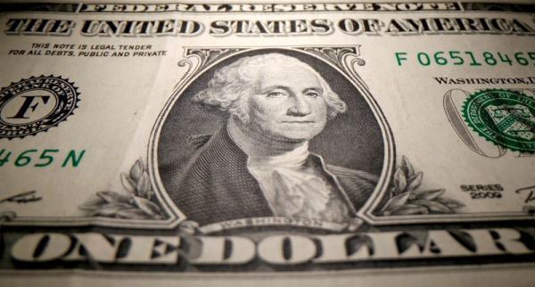 افت شاخص دلار پیش از انتشار گزارش شاخص قیمت مصرف کننده
