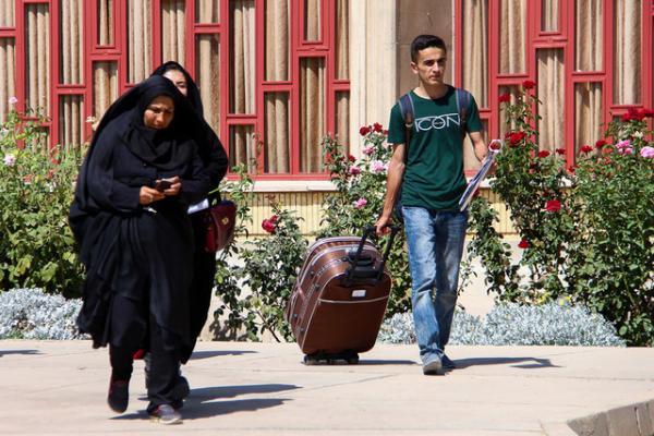 دانشگاه ها امکان حضور بیشتر دانشجویان را فراهم نمایند