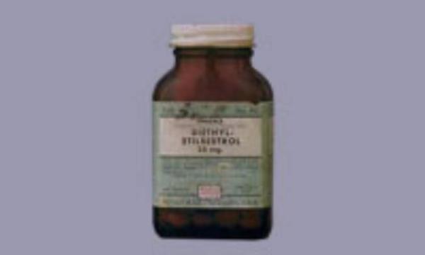 دی اتیل استیل بسترول (DIETHYLSTIBESTROL)